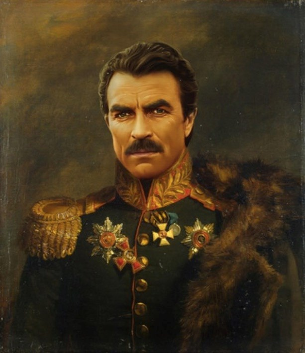 Tom Selleck<br />