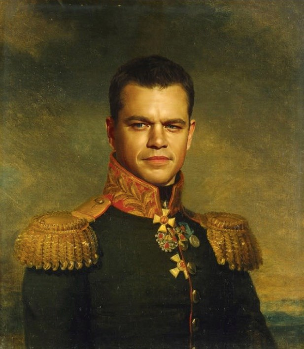 Matt Damon<br />