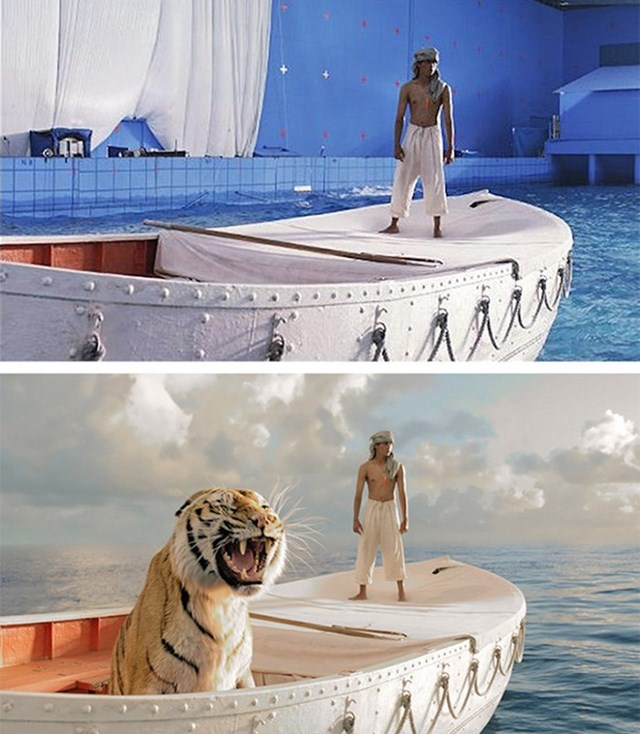 Life of Pi<br />