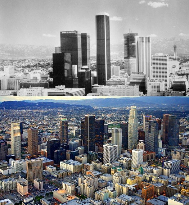 Los Angeles, USA, 1970-2014